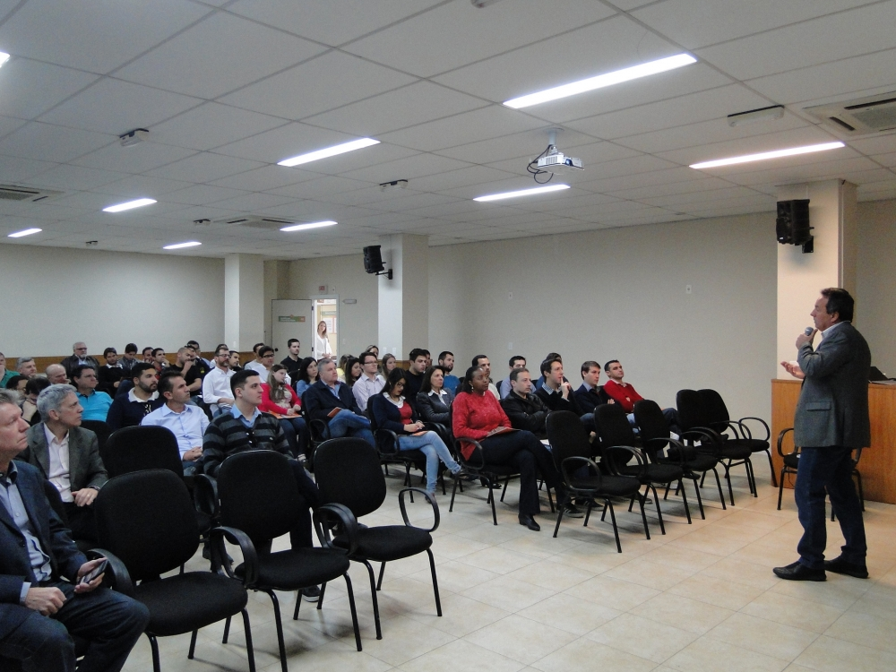 Nivaldo Richter da BPM PRÉ-MOLDADOS