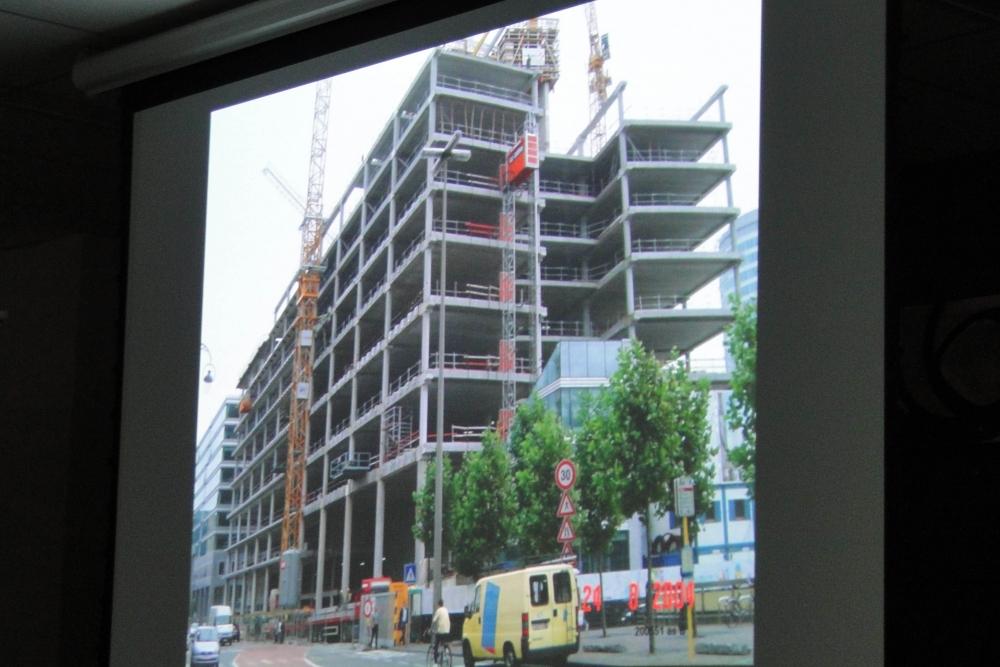 Estruturas pré-fabricadas na Europa
