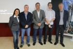 Engª Cynthia (BRASECOL/BPM), Arq. Edmundo Costa e Engº Nivaldo (BPM) conosco