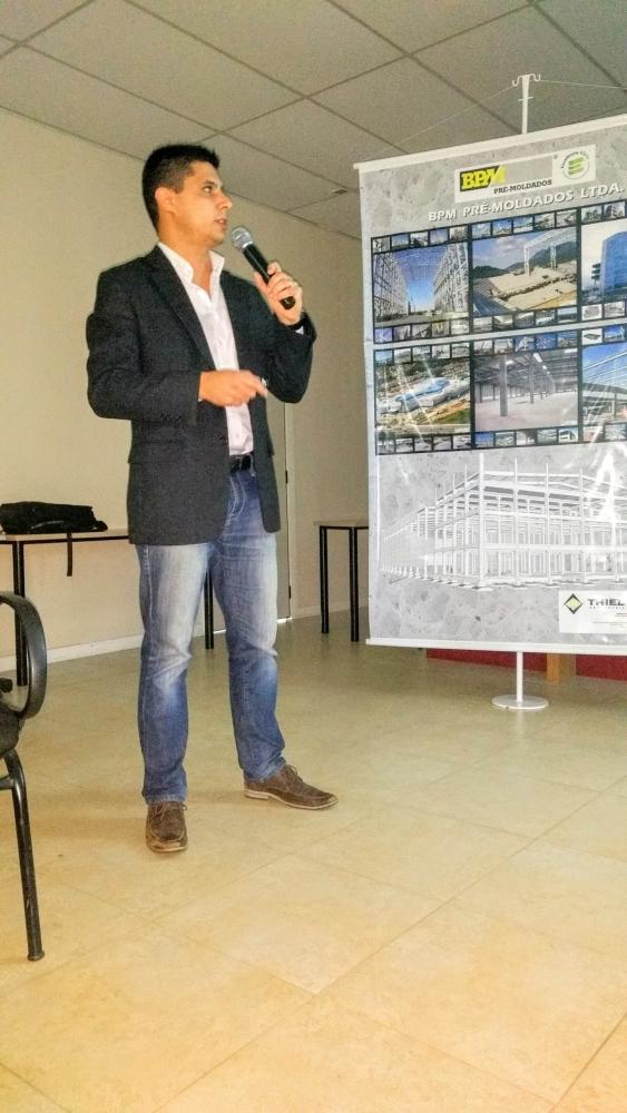 Eng. Nilton Dimas da BRASECOL