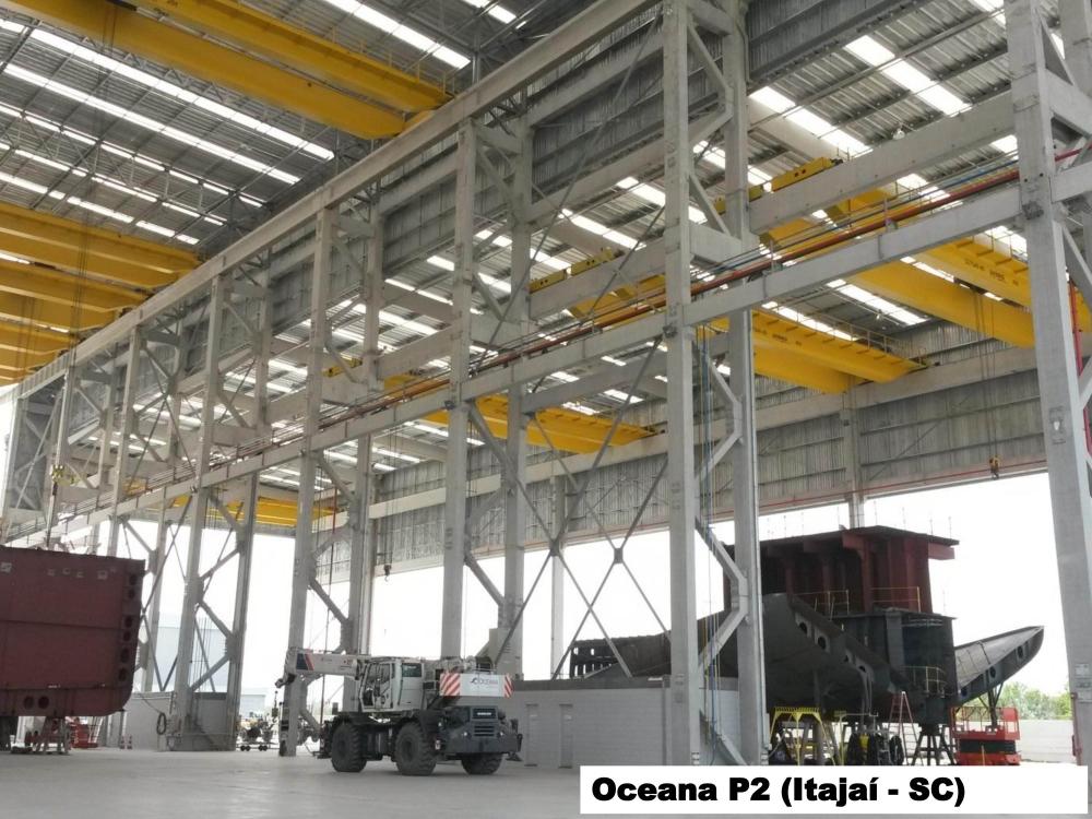 Estaleiro Naval - Projeto em plataforma BIM