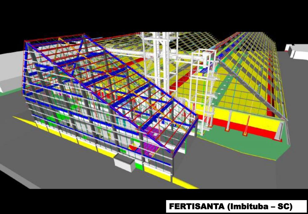 Concepção do projeto no BIM