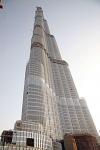 BURJ KHALIFA TOWER - DUBAI