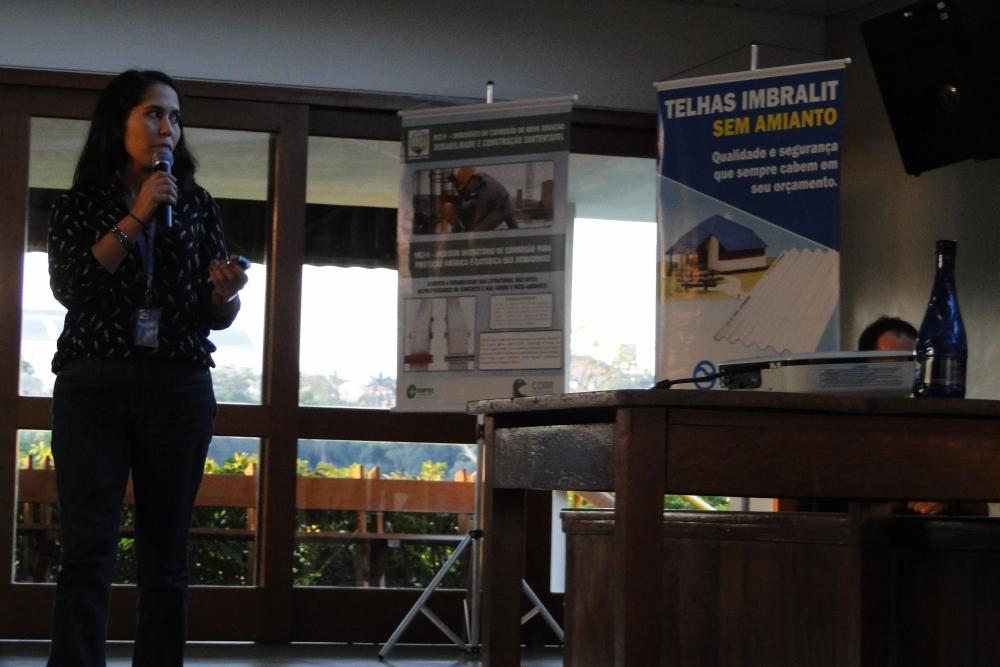 Eng. Fernanda Pacheco: Controle e aceitação do concreto, especificações para durabilidade