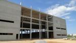 ARENA TUBARÃO - CONSTR. VISEU -  Vista externa