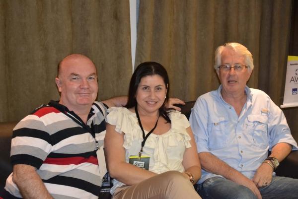 Fernando, Silvia e Ivo