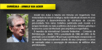Curriculo de ARNOLD VAN ACKER