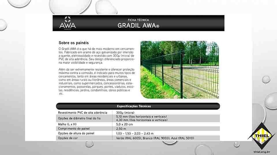 Gradil AWA
