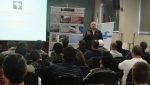 Jose Orleans Peixoto Jr inicia a sua palestra