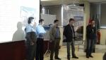 Eng. Nivaldo, diretor da BPM faz seus cumprimentos iniciais.