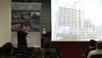 Eng. Thiago comenta sobre as possibilidades da utilização de pré-fabricados de concreto na construção de edifício de múltiplos níveis de lajes