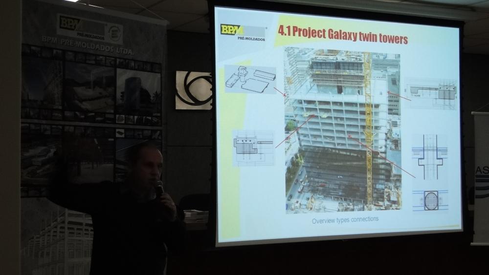 Soluções para minimizar as alturas das vigas pré-fabricadas em edifícios verticais