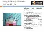 Alerta: POSICIONAMENTO INCORRETO DAS ENTRADAS DE AR