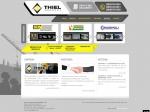 Capa do Site THIEL