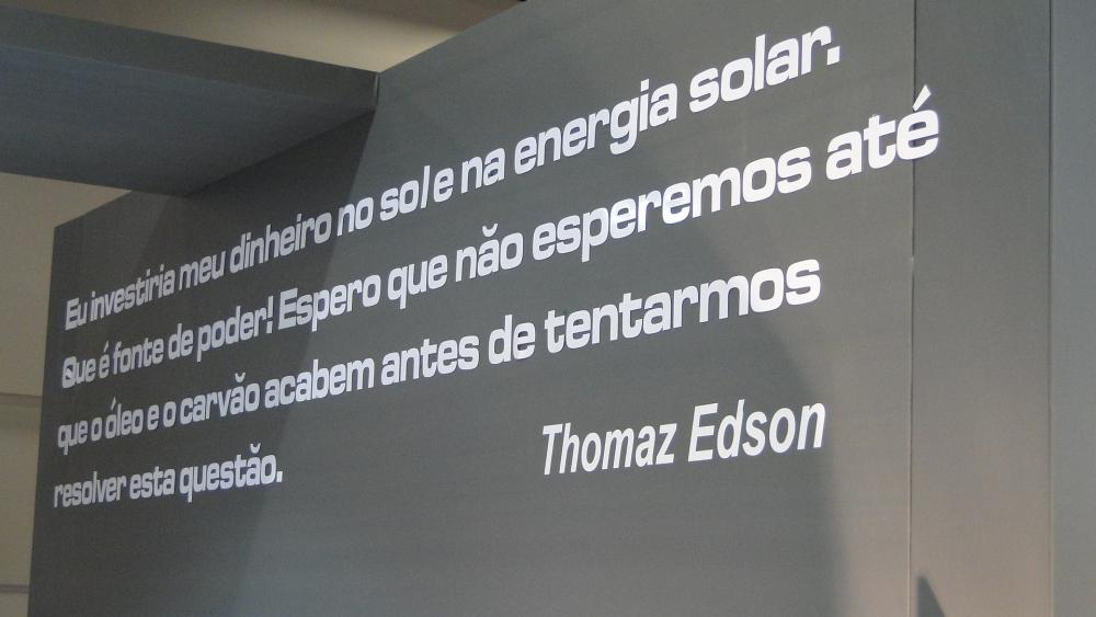 Sustentabilidade é uma meta da humanidade há muito tempo.