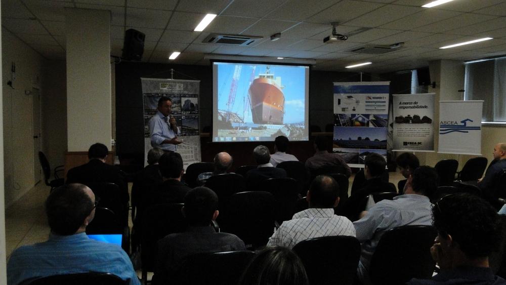 Finalização da palestra do NIVALDO - BPM