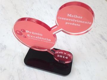 Prêmio Excelência - Melhor Desenvolvimento de Produto
