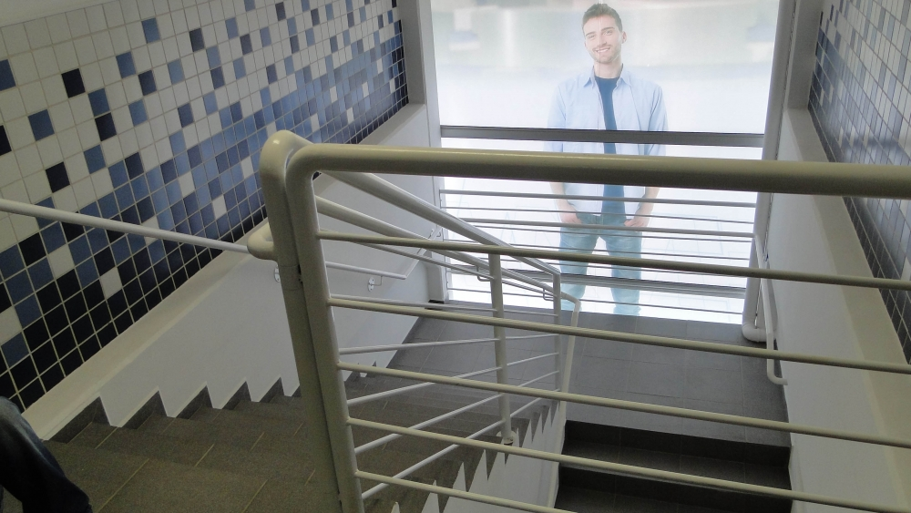 Escadas pré-fabricadas