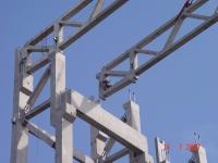 Montagem Treliça de Concreto